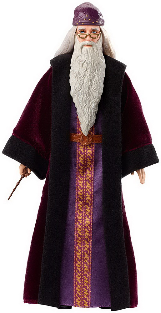 Кукла профессор Дамблдор артикул FYM54.