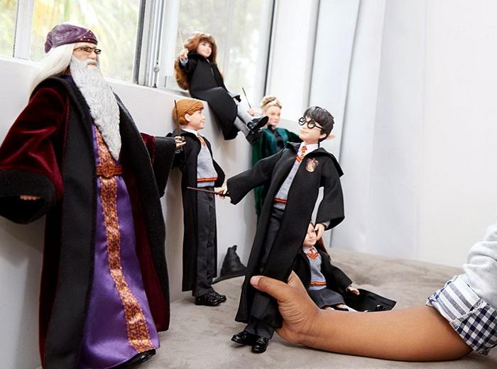 Купить Игрушки из фильма «Гарри Поттер и Тайная комната в Москве».