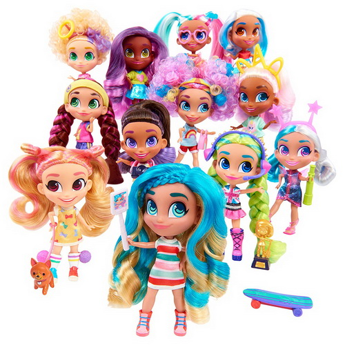 Hairdorables surprise dolls — цена куклы?