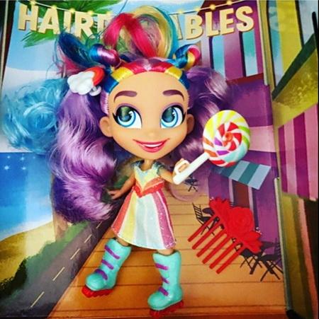 Хейдораблс картинка кукла Рейн.
