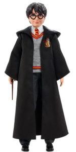 Игрушечный Гарри Поттер от Маттел.