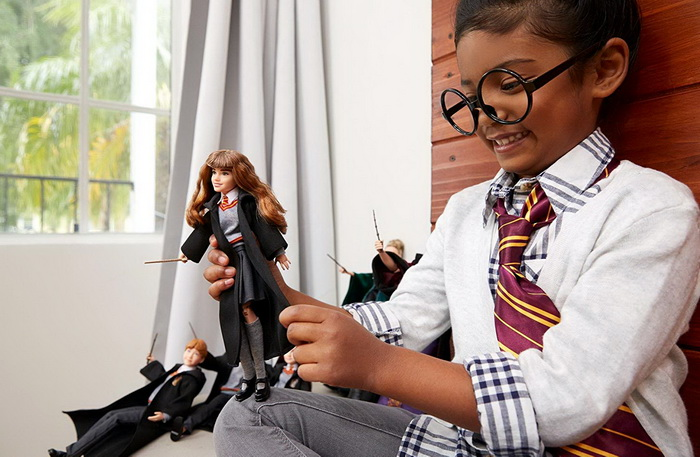 Кукла волшебники Harry Potter.