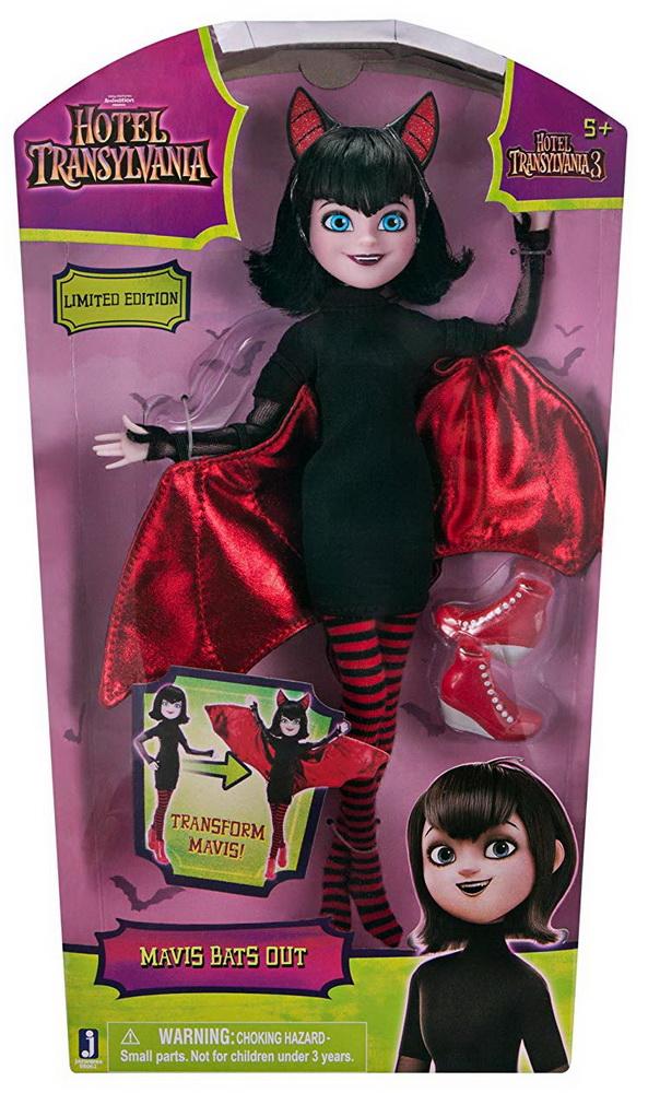Кукла Mavis в коробке.