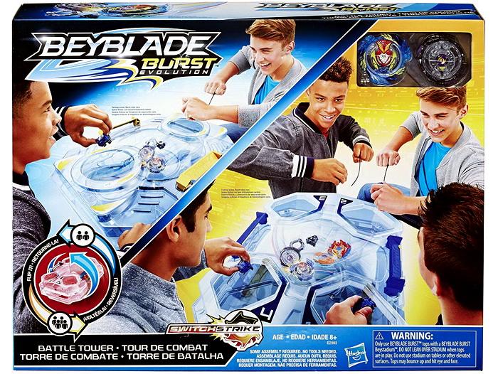 Bey Blade E2393 Бейблэйд Стадион Switchstrike