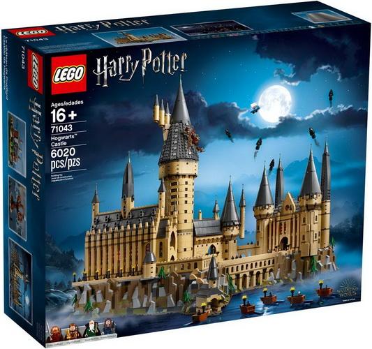 Коробка Lego 71043.