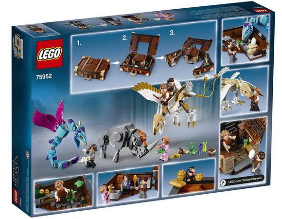 Набор Лего 75952.