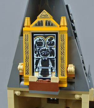 Волшебное зеркало из Лего Гарри Поттер.