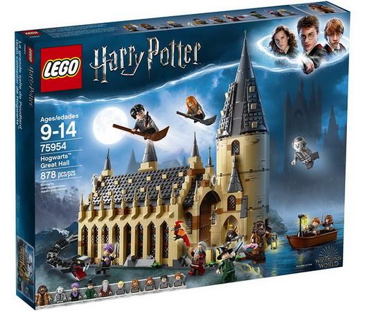 Lego 75954.