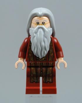 Минифигурка Лего Дамблдор.