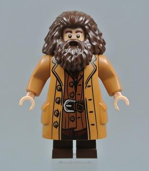 Любимый Хагрид в версии Лего.