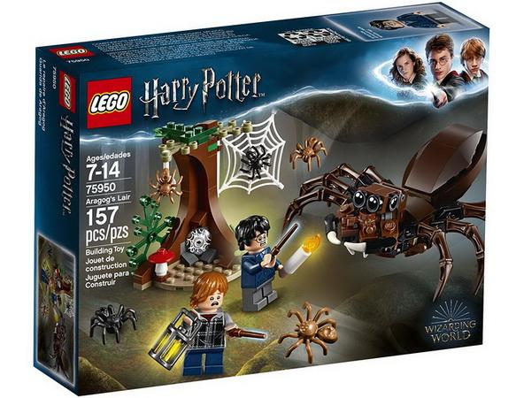 Лего 75950 «Логово Арагога».