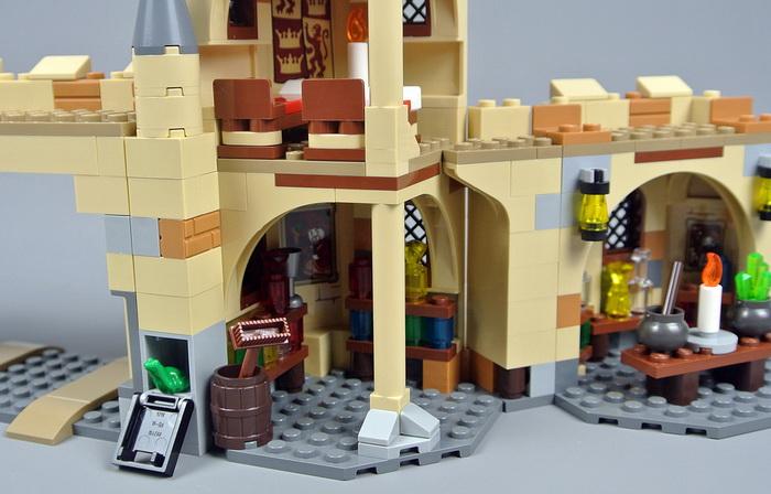 Набор Гремучая ива Лего.