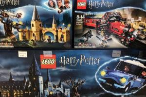 Конструкторы Гарри Поттер от LEGO