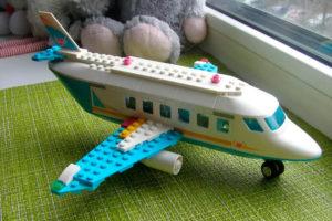 Ася: «Эксклюзивный полёт от LEGO Friends»