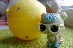 Ася: «Кролик Хоп Хоп L.O.L. Surprise Pets — парад стиля»