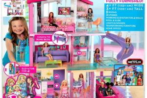 Новый дом Мечты для куклы Барби