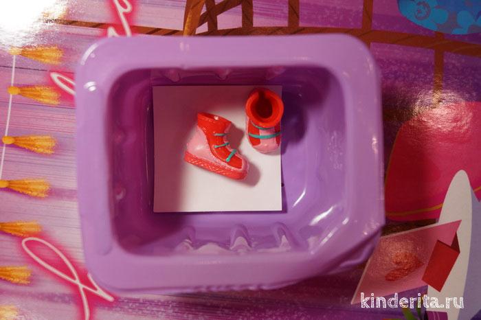 Обувь для кукол Хейдораблс.