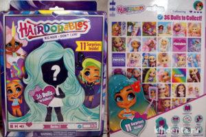 Распаковка куклы Hairdorables — фото и обзор