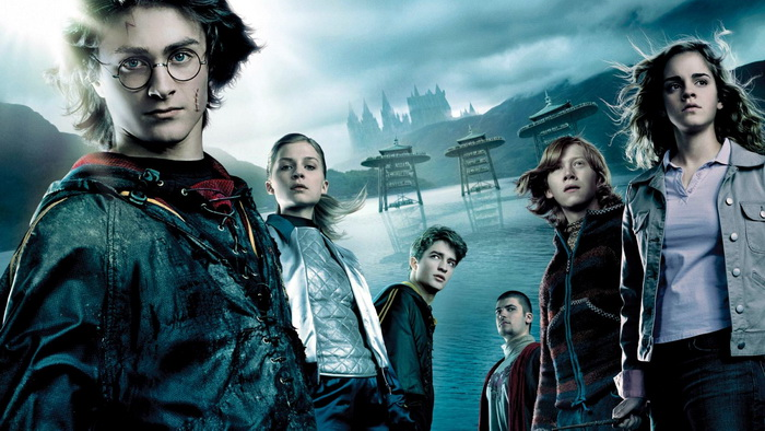 Любимые герои из Гарри и мира волшебников.