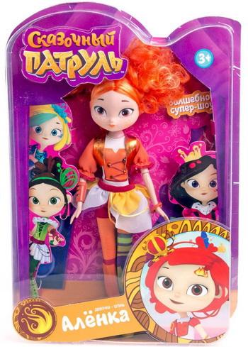 Кукла Алёнка Волшебное супер-шоу в коробке.