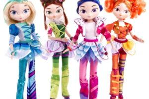 Новые куклы «Сказочный патруль» — звёзды сцены