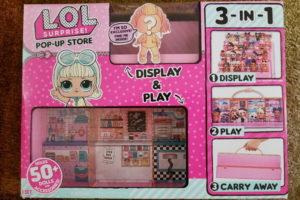 LOL Pop-Up Store — играем и храним куклы ЛОЛ
