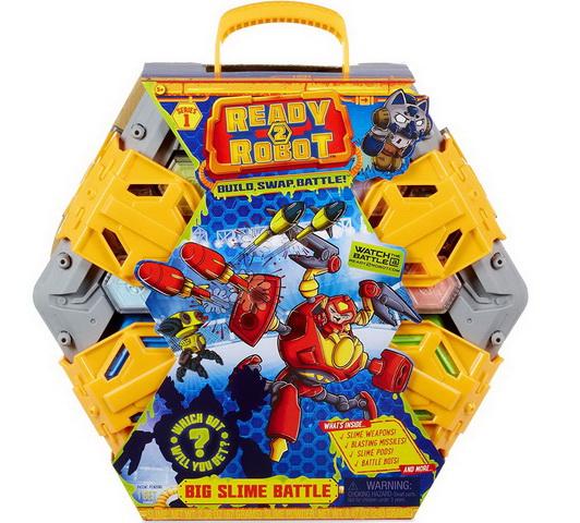 ready2robot big slime battle pack.