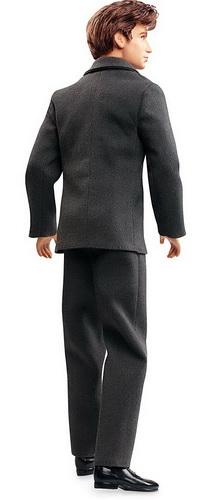 Кукла Фокс Малдер 2018.