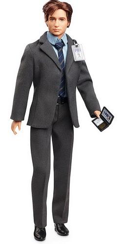 Агент FBI Фокс Малдер.