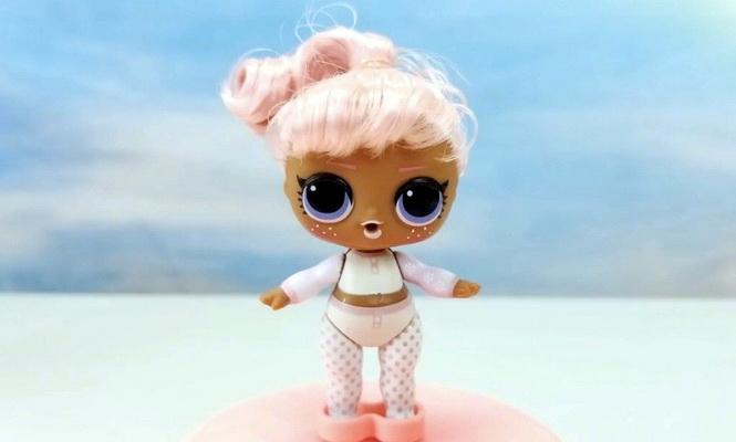 Snow Bunny Doll Hairgoals 5.