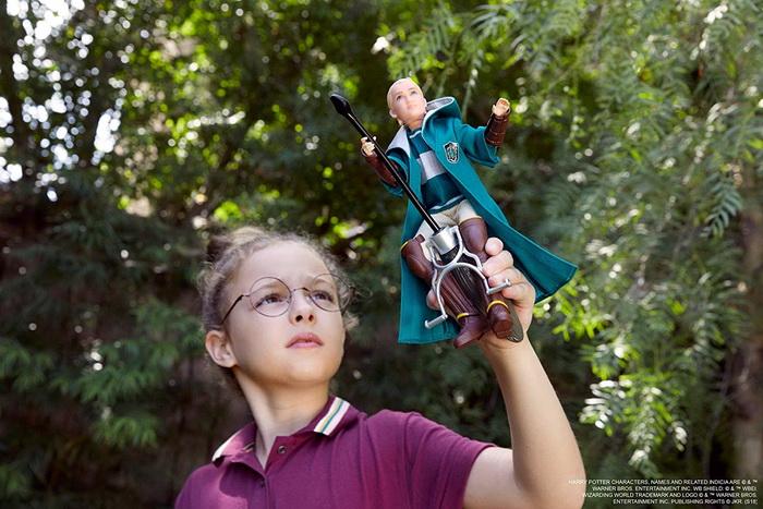 Draco Malfoy из мира, созданного Джоан Роулинг.