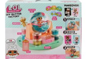 Фабрика Блеска для кукол ЛОЛ — LOL DIY Glitter Factory