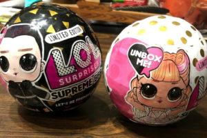 Эксклюзивная парочка кукол ЛОЛ — LOL Surprise Supreme Bffs