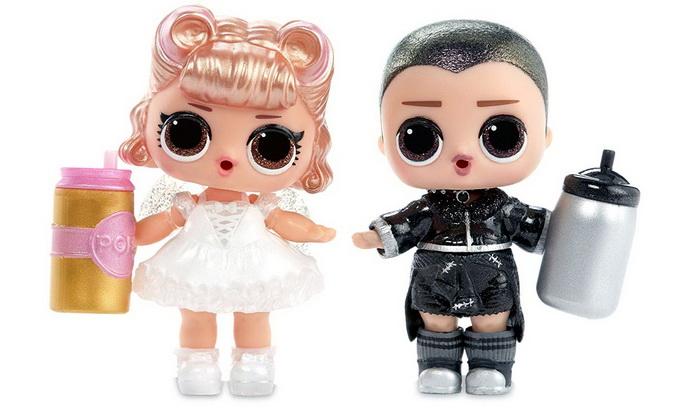 Lace и Leather — Жених и невеста.
