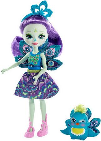 кукла Павлина.