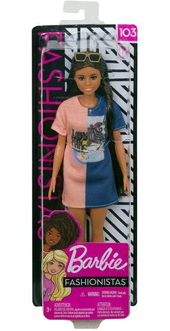 Коробка с Барби.