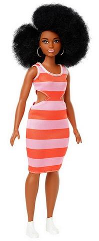 Кукла полная негритянка 105.