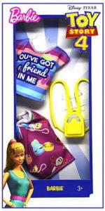 Аутфит история игрушек для Барби.