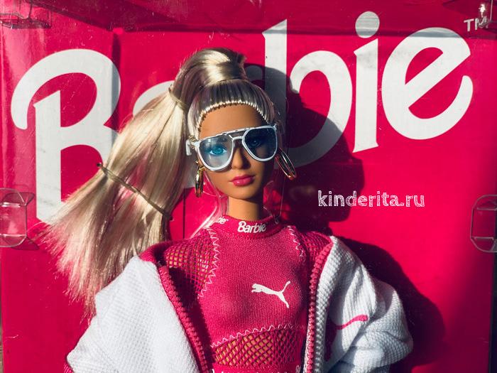 Новая коллекционная Барби Пума.
