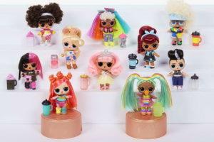 LOL Hairgoals 2: куклы ЛОЛ с настоящими волосами второй волны