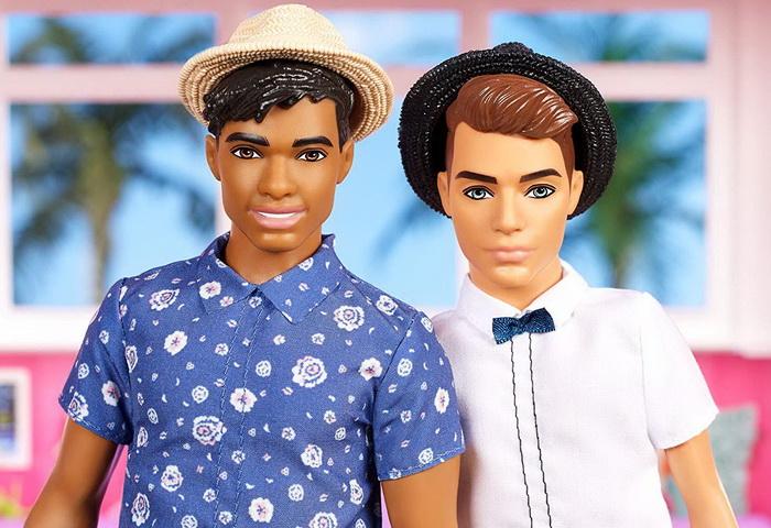 Куклы Кен.