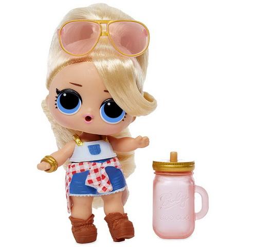 Кукла ЛОЛ блондинка Twang Тванг.