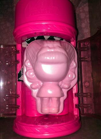 Пластиковая упаковка от оригинала ЛОЛ с волосами 2 от MGA.