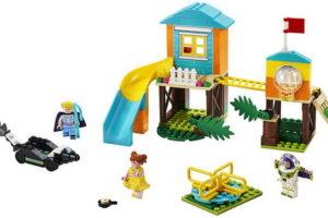 Наборы Лего «История игрушек 4»: обзор конструкторов