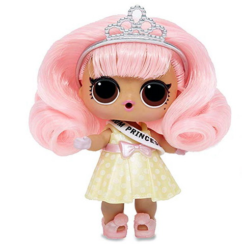 Prom Princess Doll Hairgoals 2.