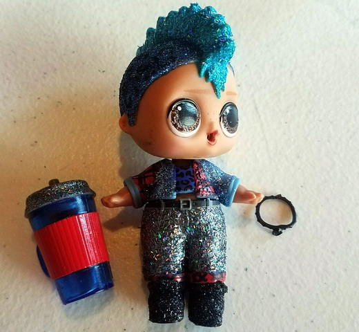 Punk Boi — блестящий ЛОЛ мальчик.