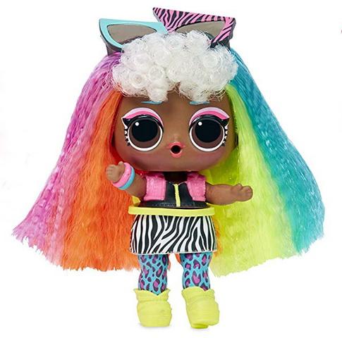 Rainbow Raver — кукла ЛОЛ Радужный Рейвер.