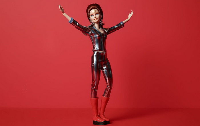 barbie david bowie doll.