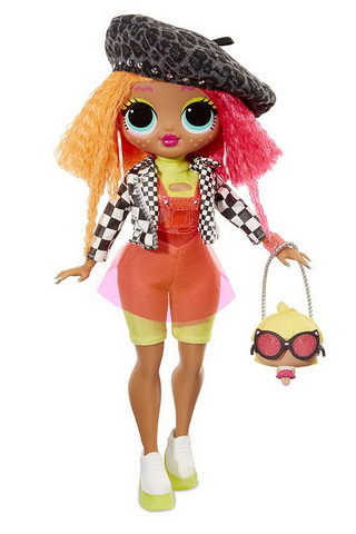 Neonlicious Doll.