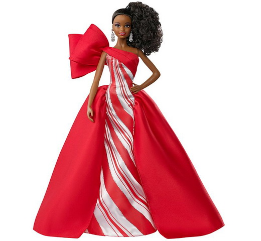 Афроамериканка негритянка Барби.